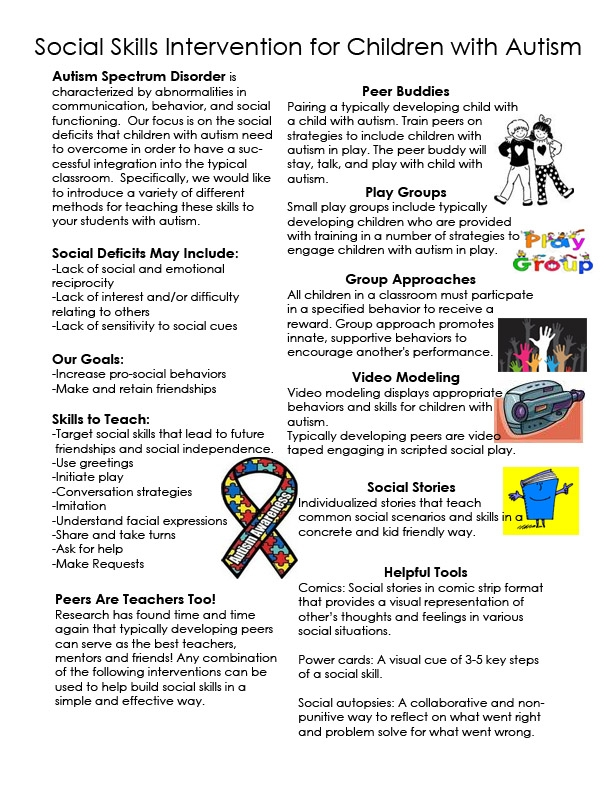 autism-fact-sheet Images - Frompo - 1