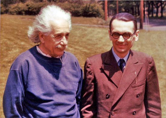 Einstein and Godel