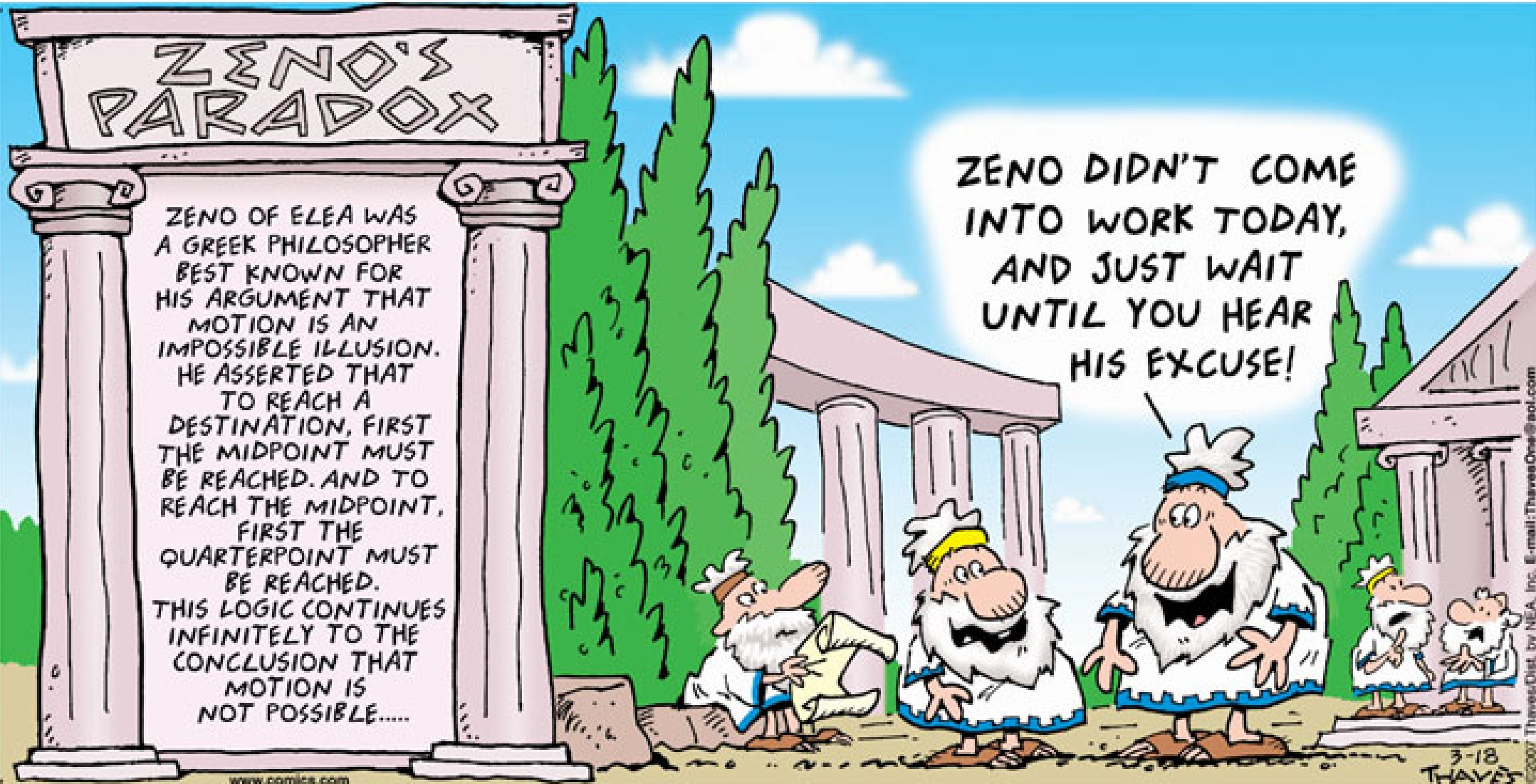 Zeno cartoon