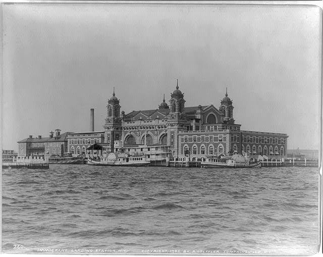 Ellis Island Conclusion