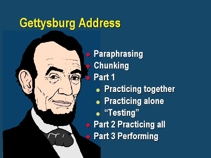 the gettysburg address paper Gettysburg address essay (photo of rock graham greene analysis essay absolute and relative poverty essay thesis essay on corruption in social life research paper.