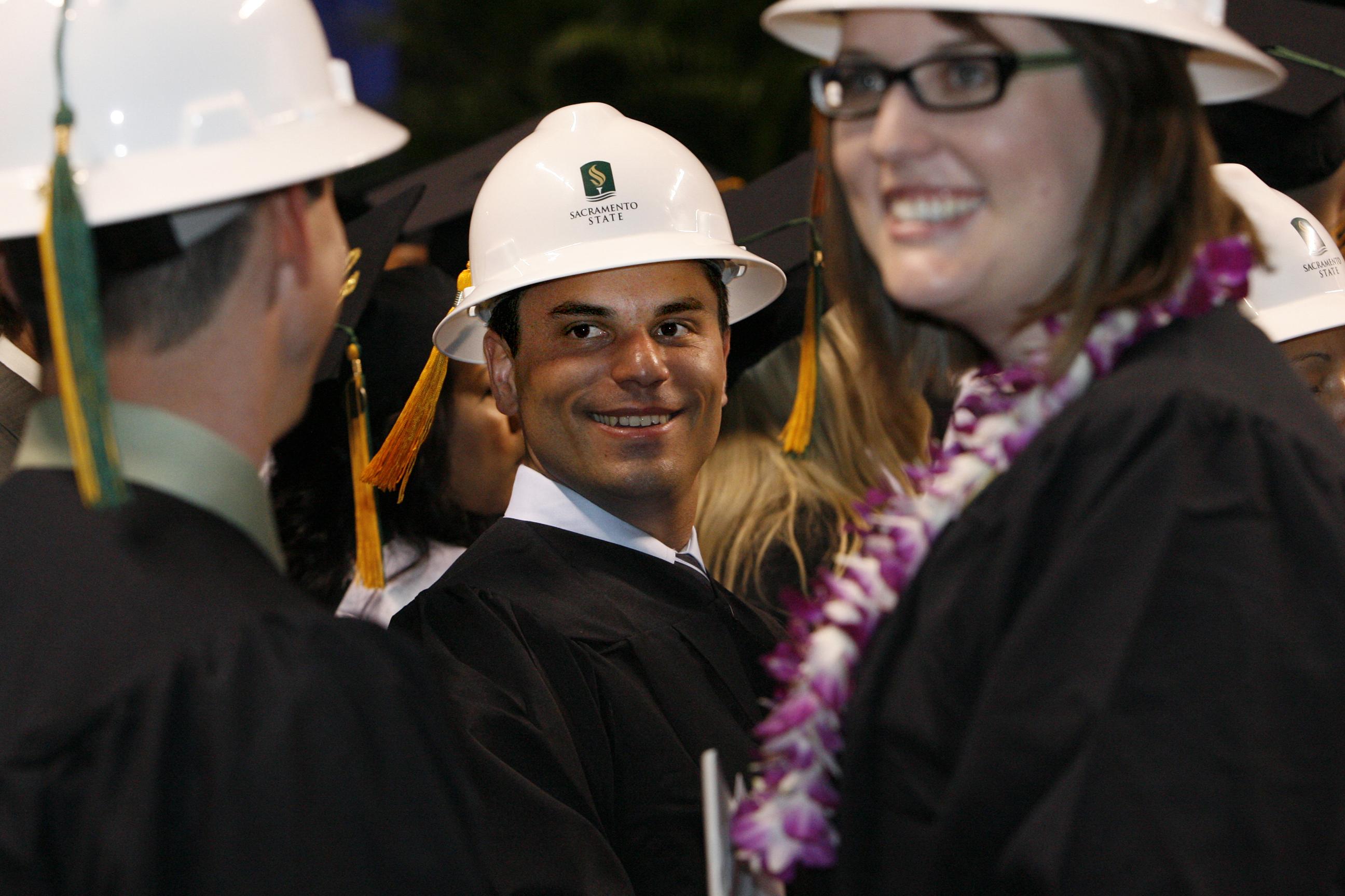 Construction Management grads