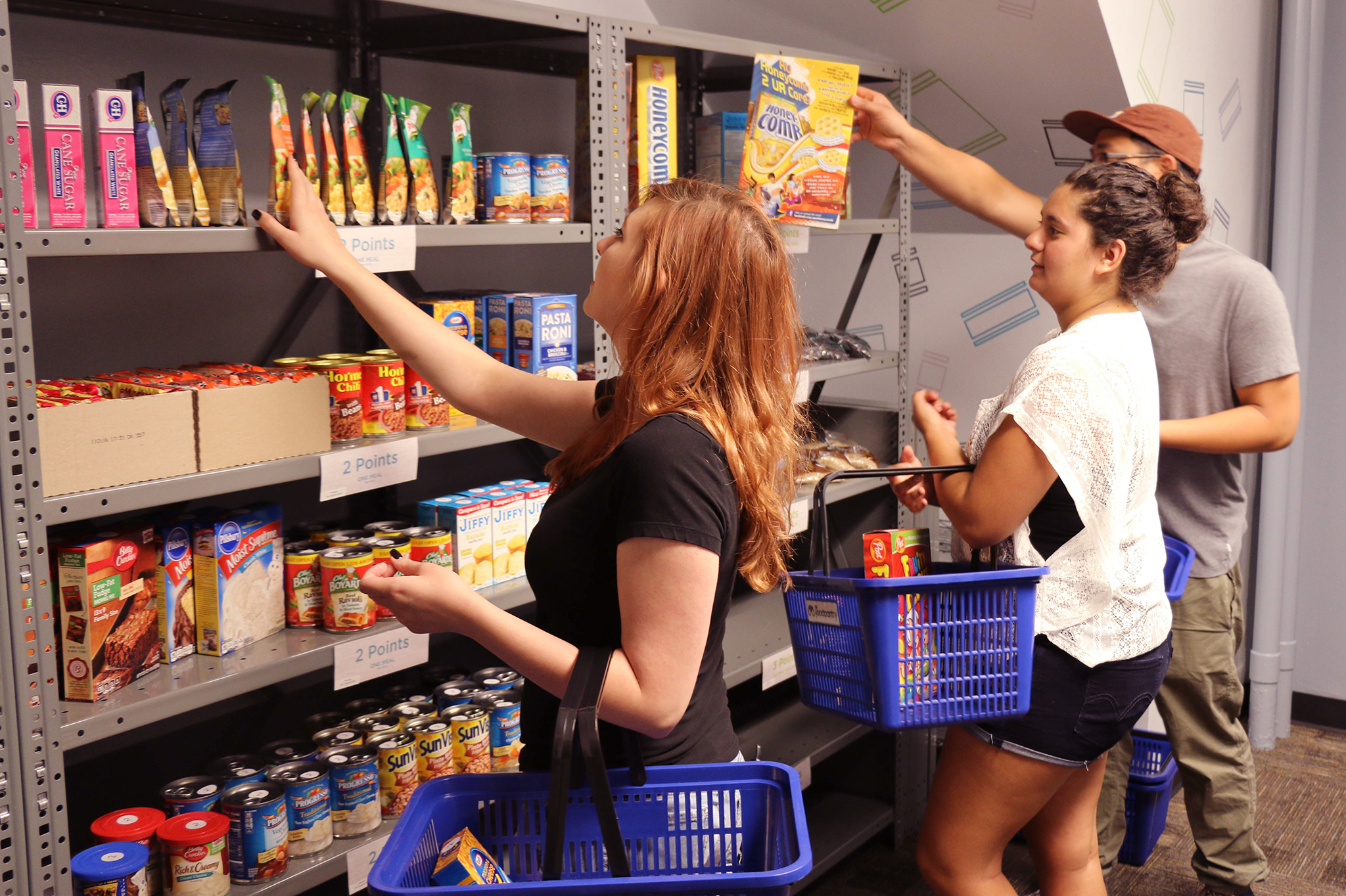 ASI Food Pantry