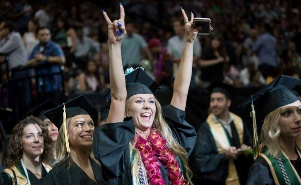 Sac State Calendar Spring 2020 Record number of students ready for first 3 day Commencement