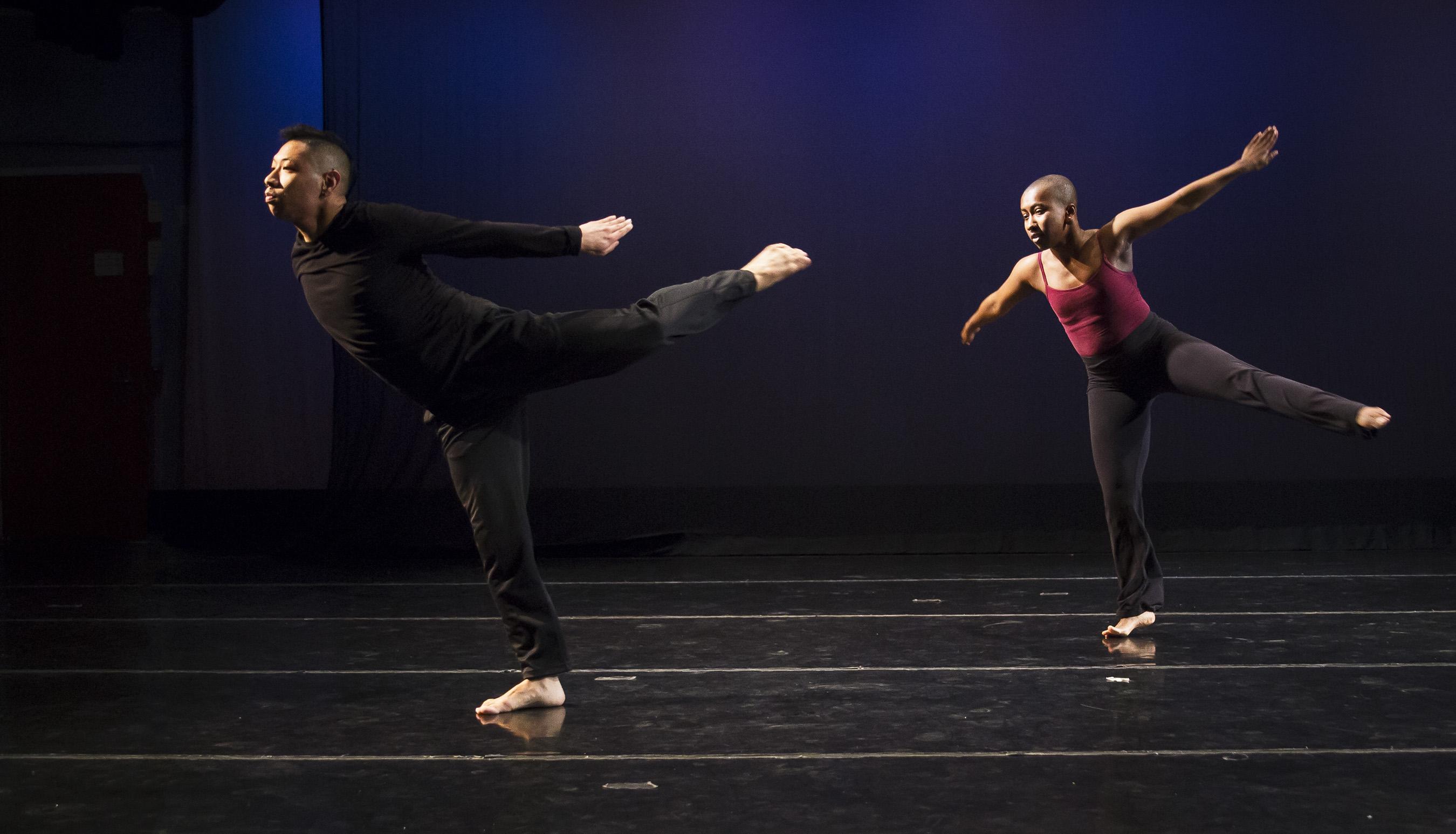 Dance Sampler 2018