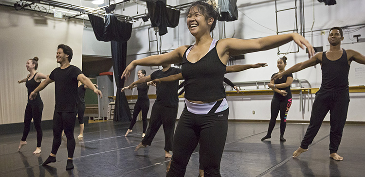 Groundbreaking choreography will be restaged the University Theatre.