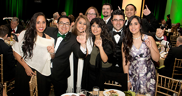 Green and Gold Gala