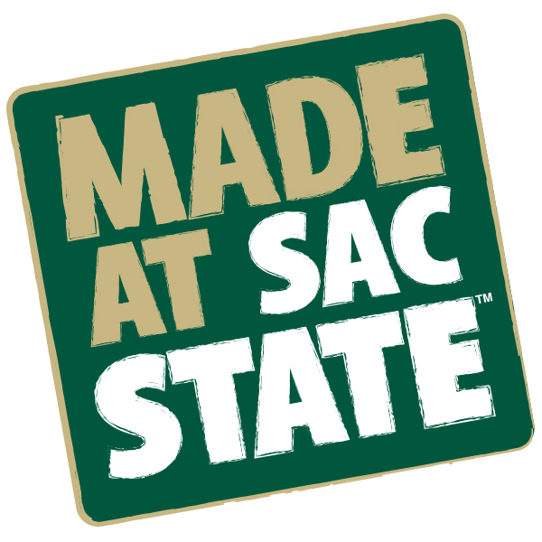 Made at Sac State logo