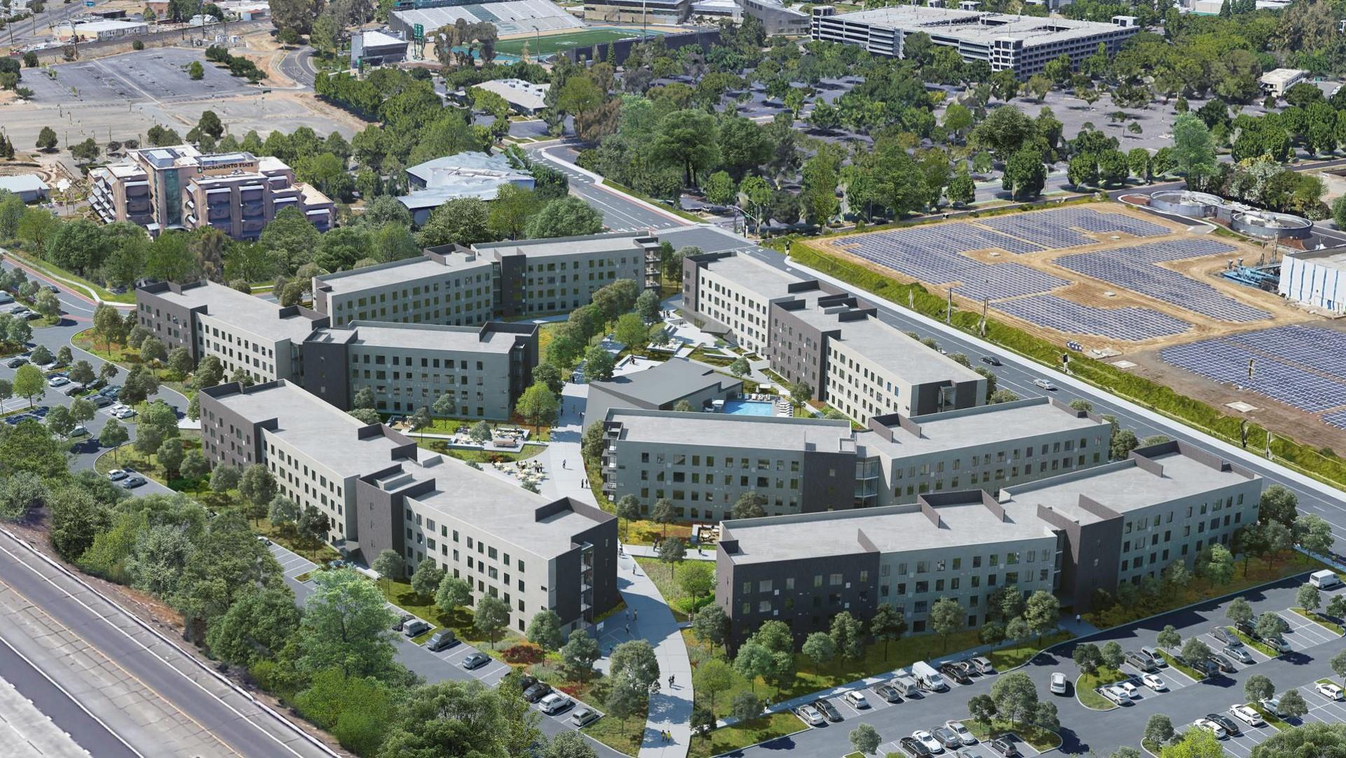 Groundbreaking set for HorCommons student housing