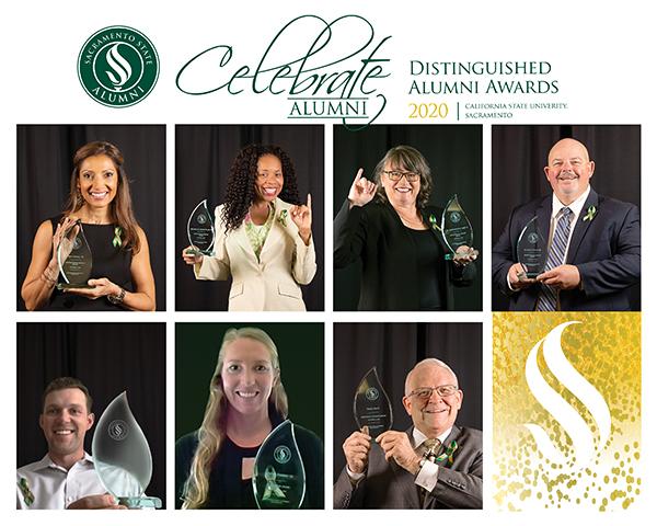 Distinguished Alumni Award winners