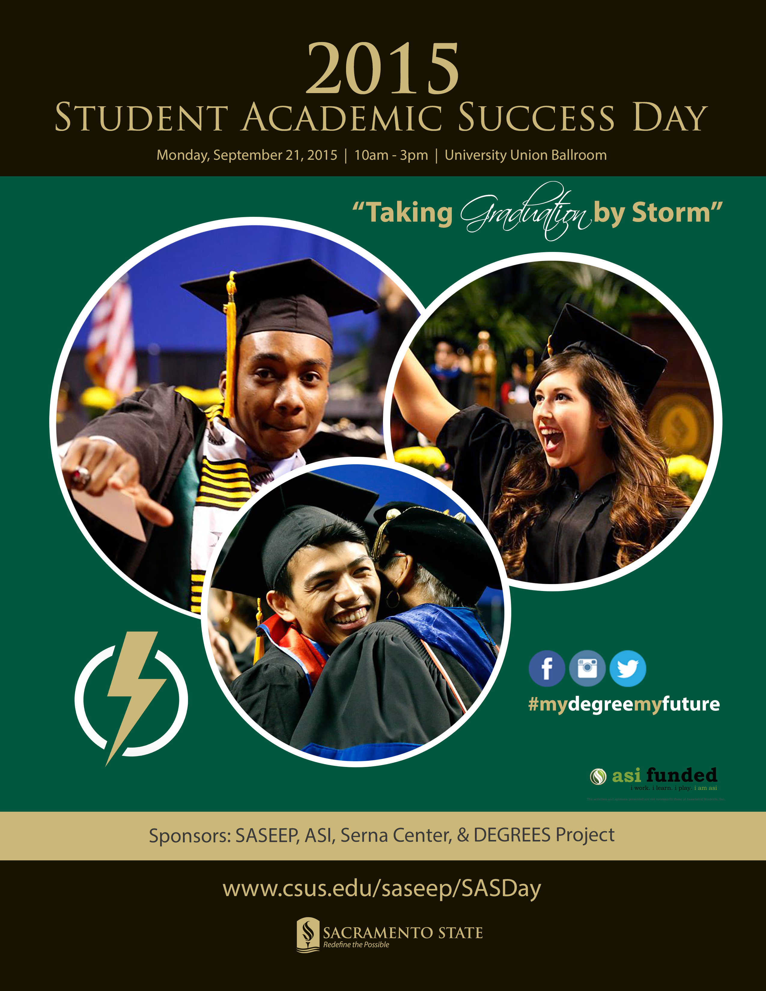 Student Success Day Flyer
