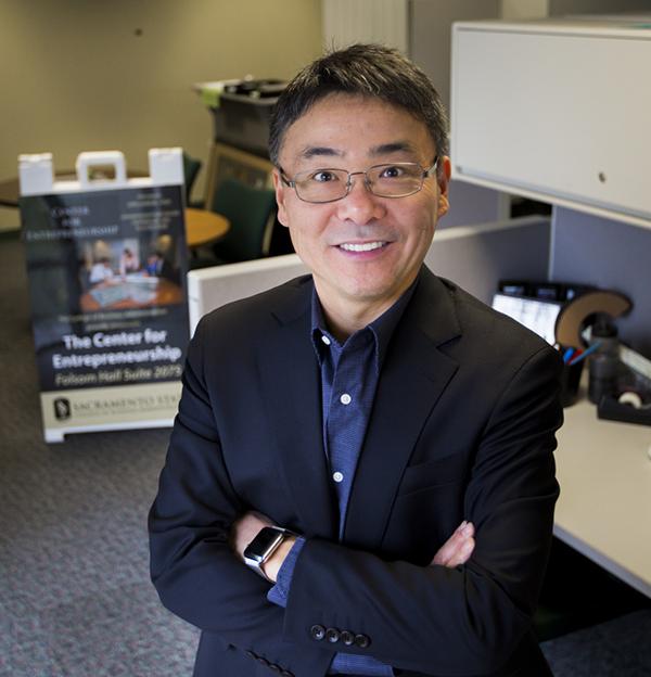 Professor Seung Bach