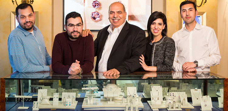 Meet the Sharif family, which includes several proud #MadeAtSacState grads.