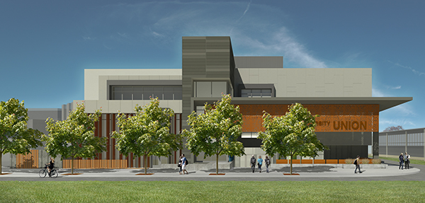 Union expansion rendering