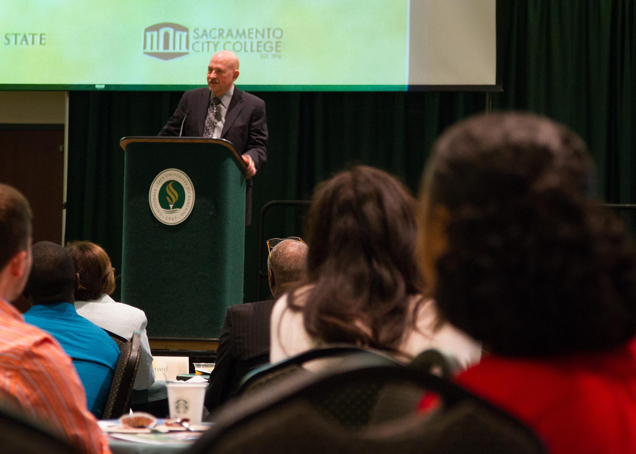 Nelsen speaks at HSI Summit