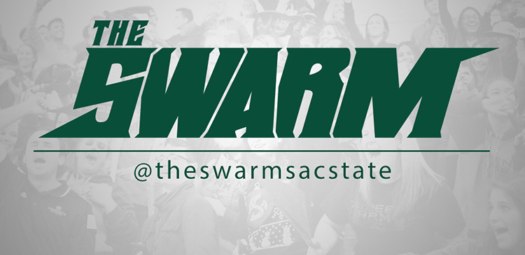 The SWARM is taking over where the Green Army left off, proving spirit and support for Hornet athletics.