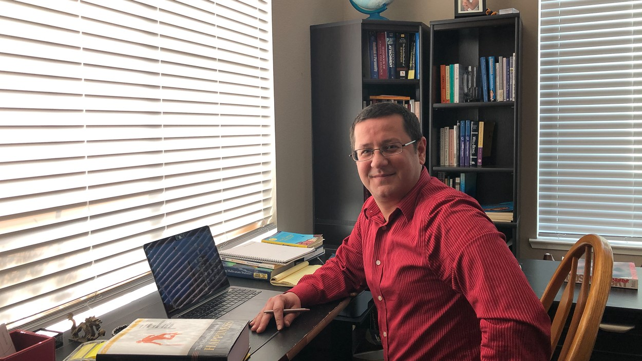 "Professor Meliksah Demir says increasing one's happiness is possible, but ""it requires attention, motivation, and work."""