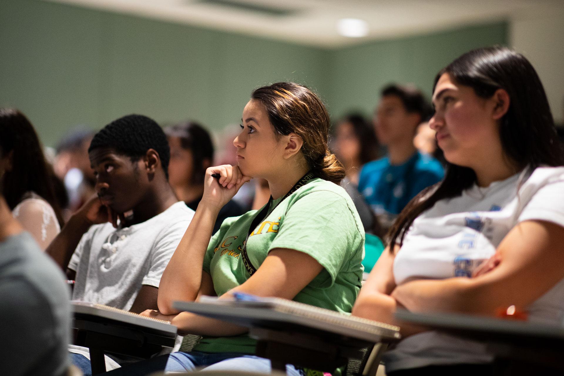 Grad rates classroom