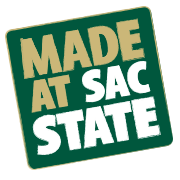 graphic element, Sac State logo